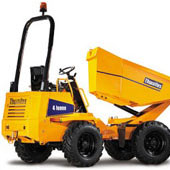 A09 Forward Tipping Dumper Training Courses