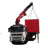 A36 Lorry Loader