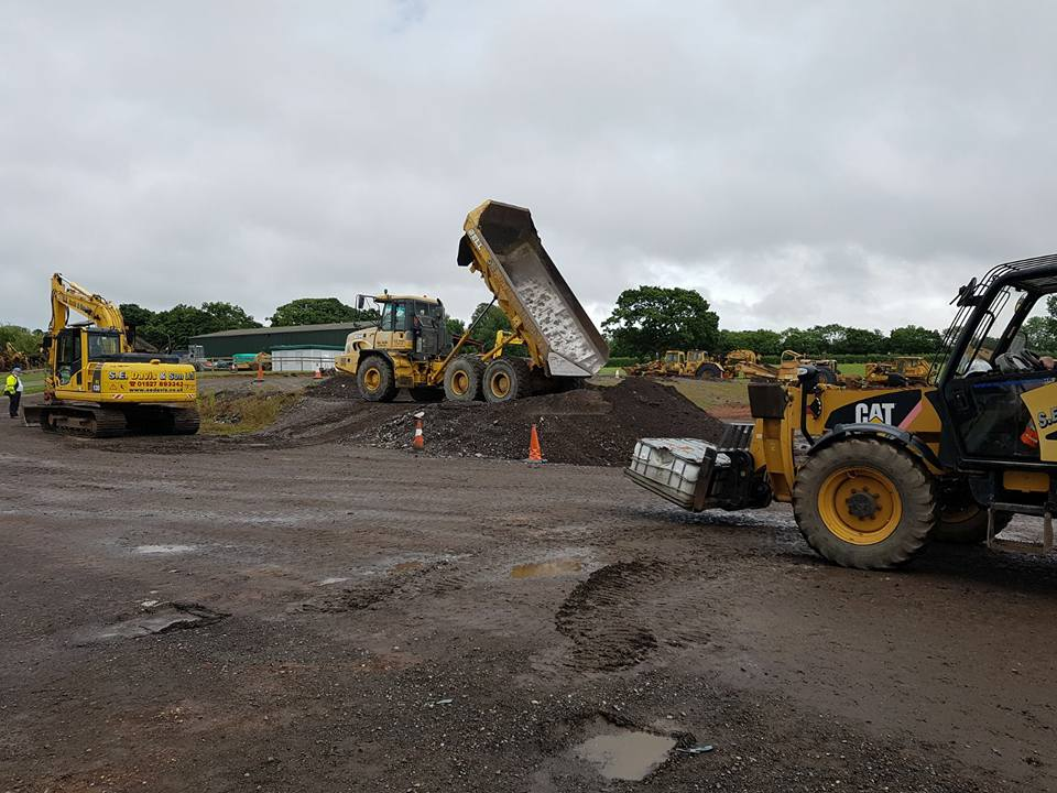 construction training and testing in Redditch and Uxbridge