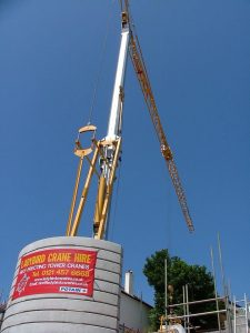 CPCS wide range of crane courses Redditch