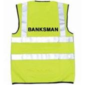 Vehicle Banksman Training